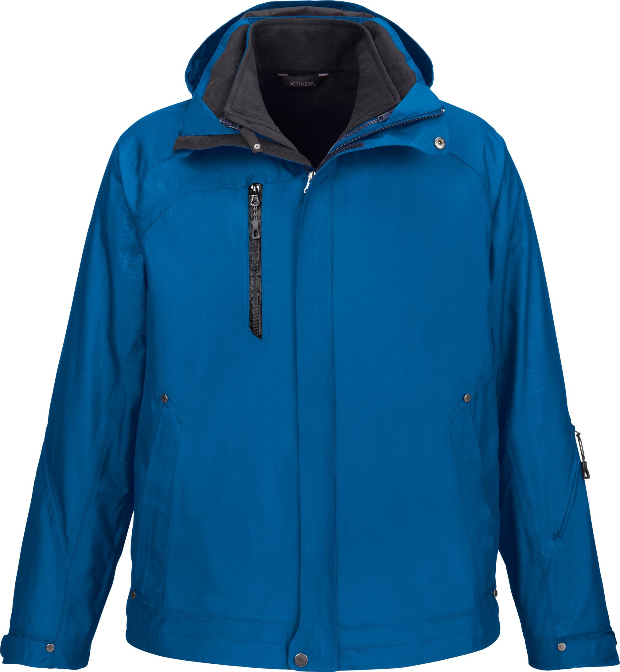 Ash City System Jackets 88178 - Caprice Men's 3-In-1 Jacket With Soft Shell Liner