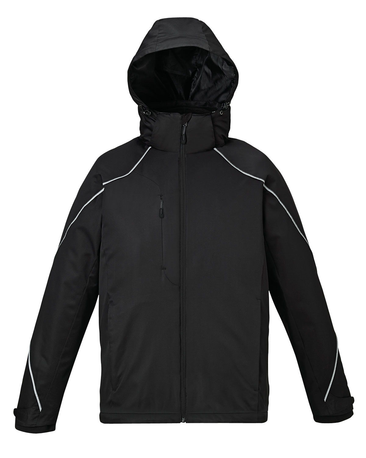 Ash City System Jackets 88196 - Angle Men's 3-In-1 Jacket With With Bonded Fleece Liner