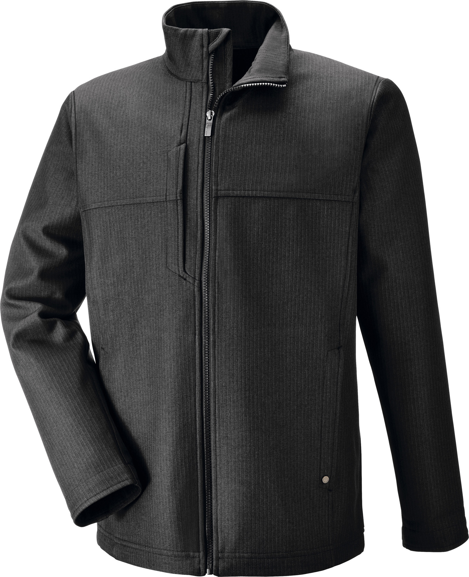 Ash City UTK 1 Warm.Logik 88171 - Men's Textured City SOFT Soft Shell Jacket
