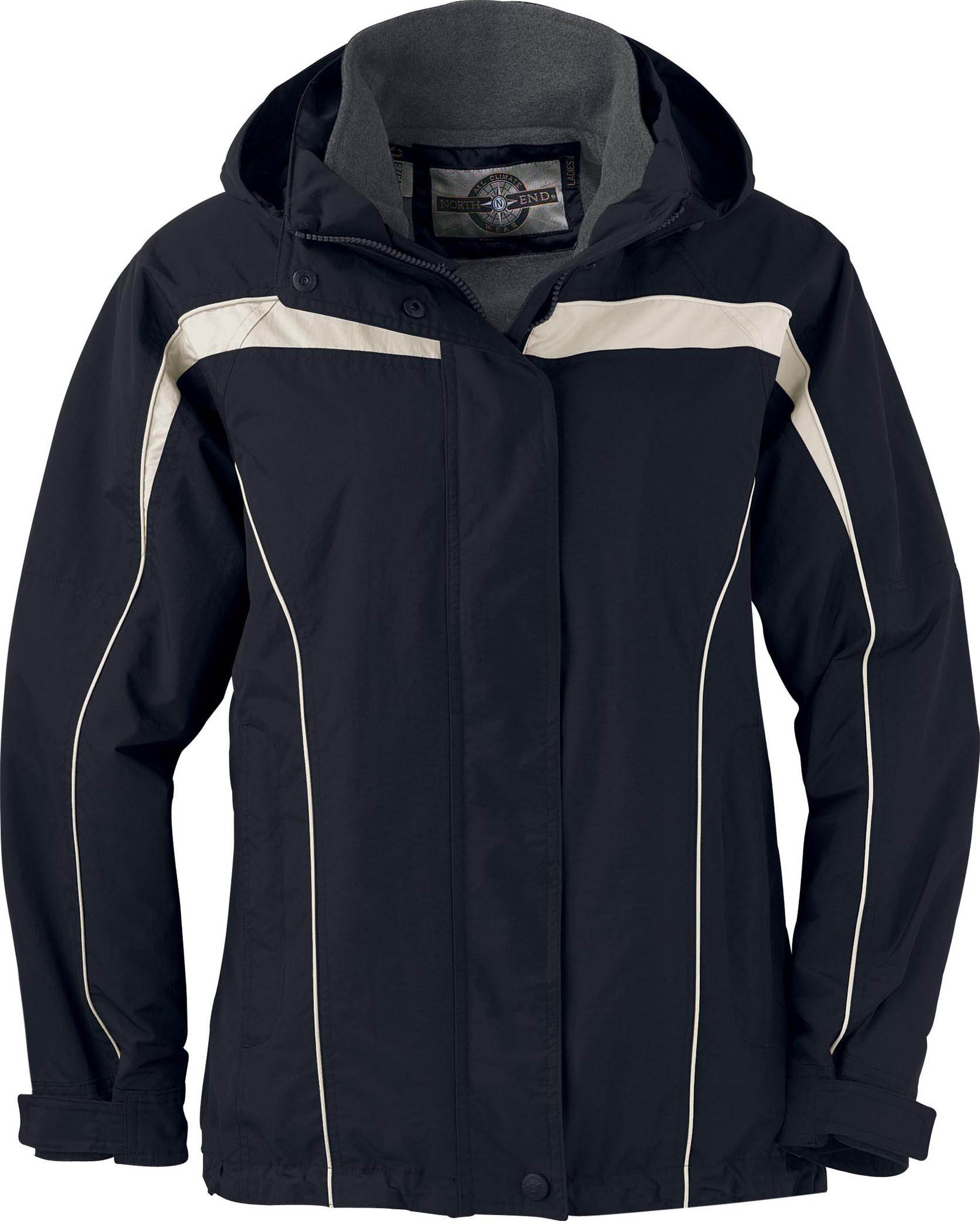 Ash City UTK 2 Warm.Logik 78019 - Ladies' 3-In-1 Jacket ...