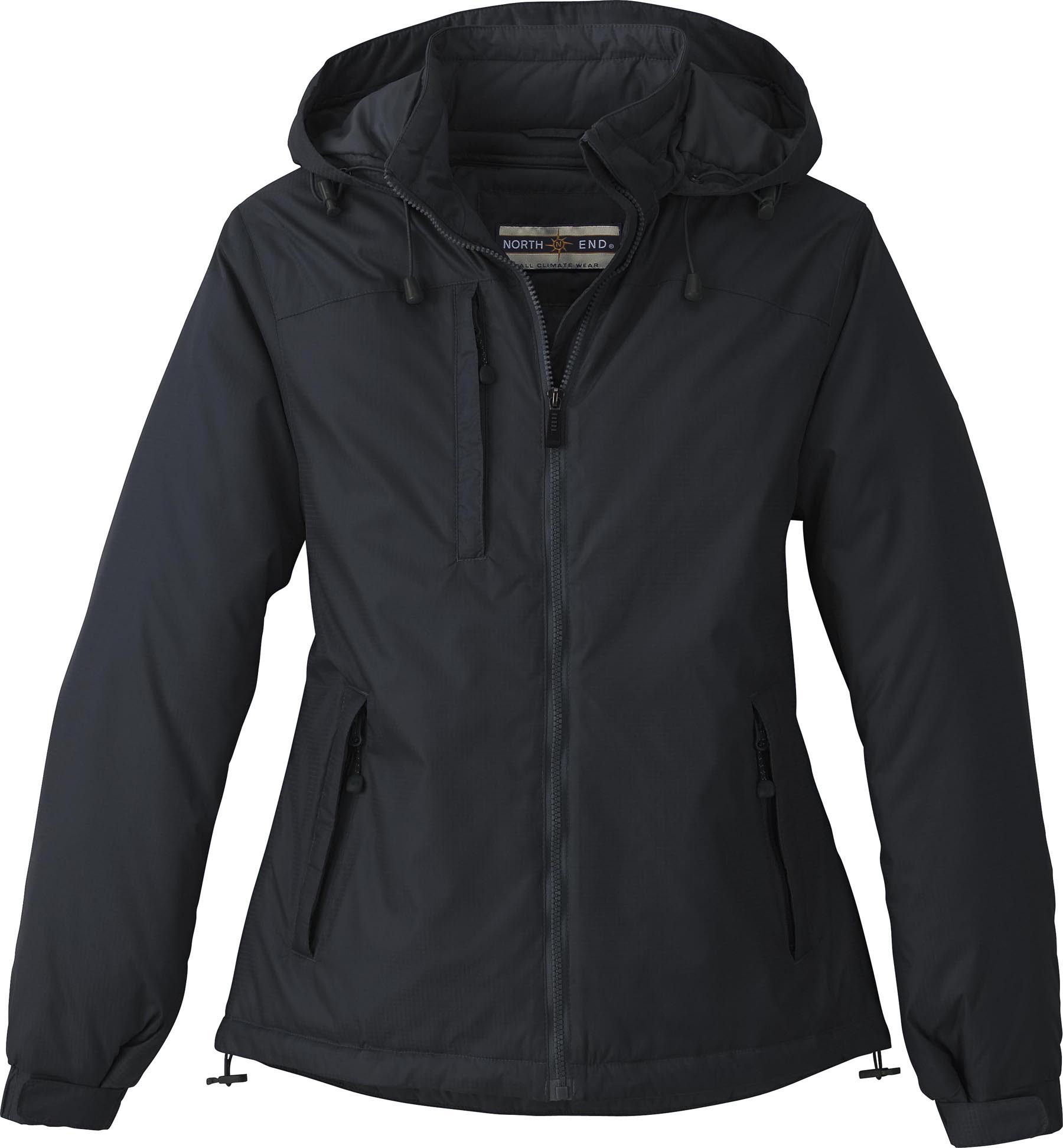 Ash City UTK 2 Warm.Logik 78059 - Ladies' Hi-Loft Insulated Jacket