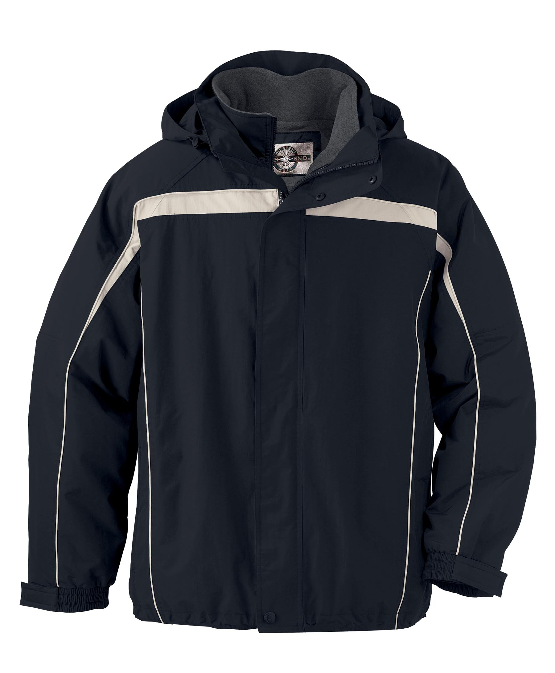 Ash City UTK 2 Warm.Logik 88079 - Men's 3-In-1 Jacket With Detachable Jacket Liner