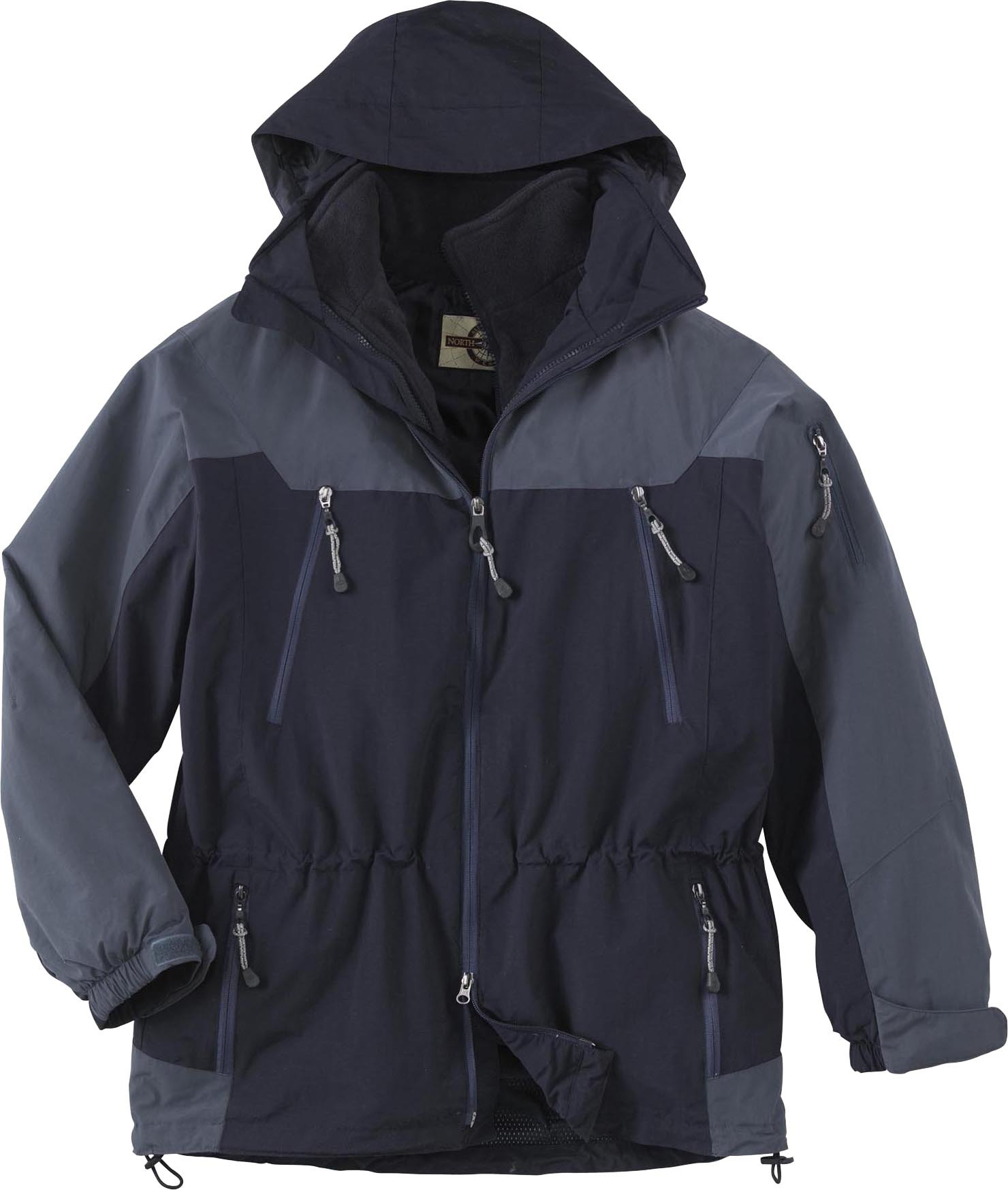 Ash City UTK 2 Warm.Logik 88107 - Men's 3-In-1 Parka