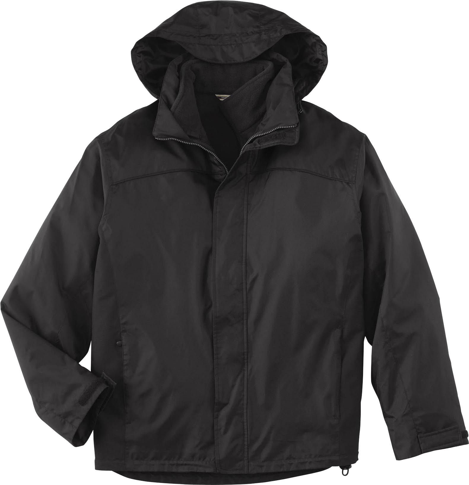 Ash City UTK 2 Warm.Logik 88130 - Men's 3-In-1 Jacket