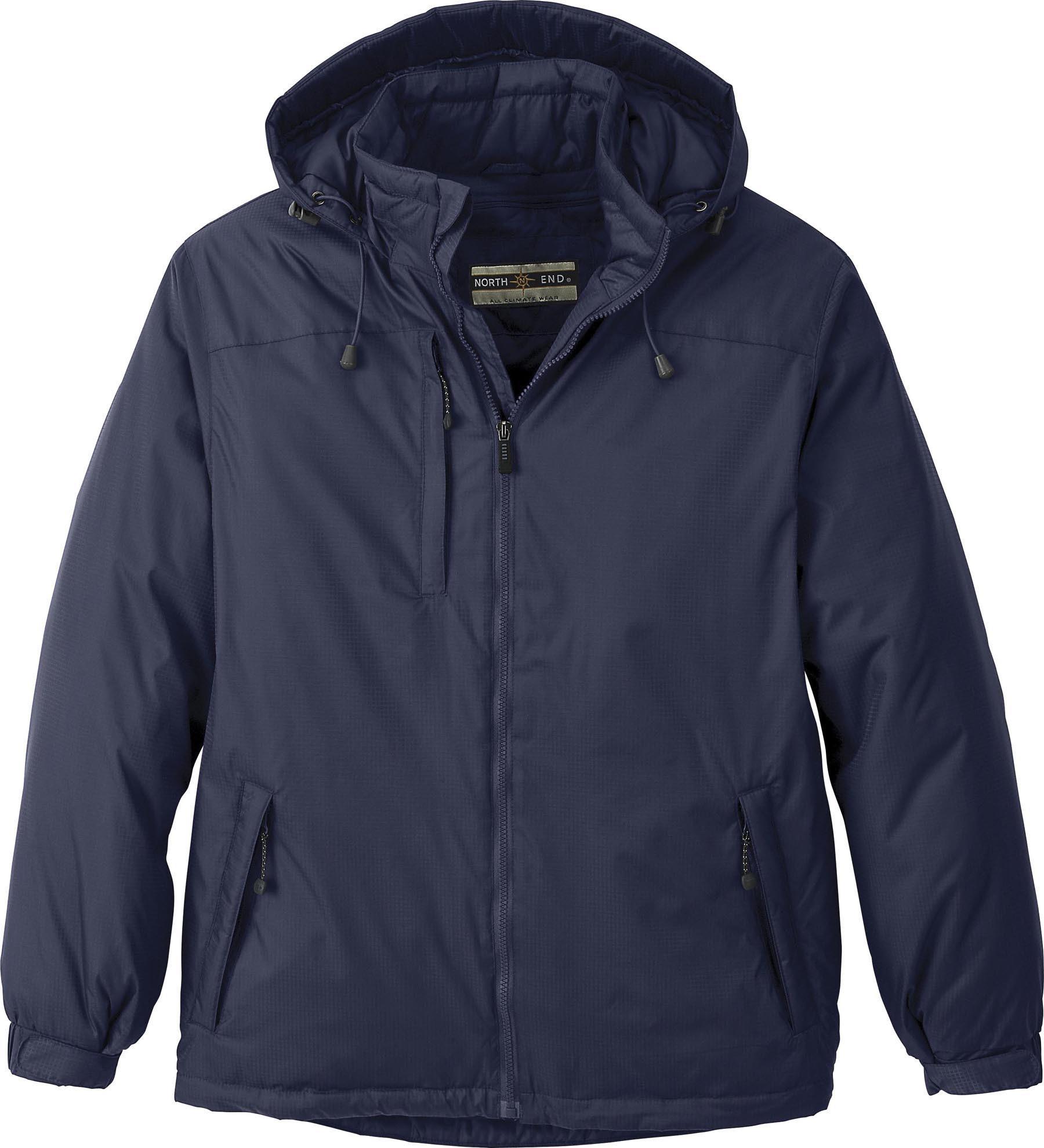 Ash City UTK 2 Warm.Logik 88137 - Men's Hi-Loft Insulated Jacket