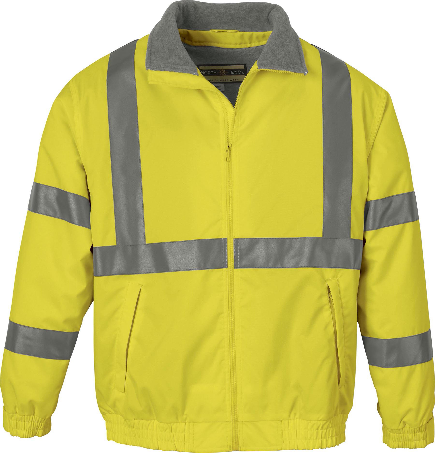 Ash City UTK 2 Warm.Logik 88702 - Men's Insulated Safety ...