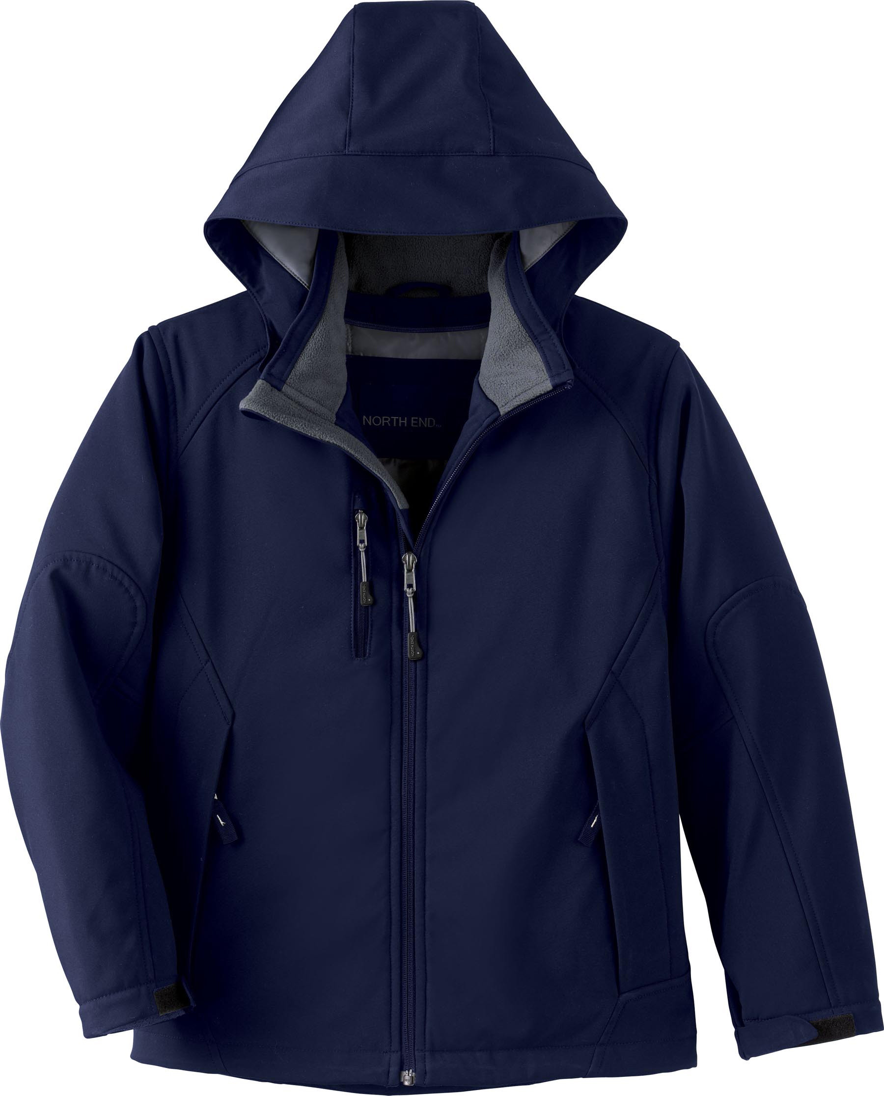 Ash City UTK 3 Warm.Logik 68010 - Glacier Youth Insulated ...