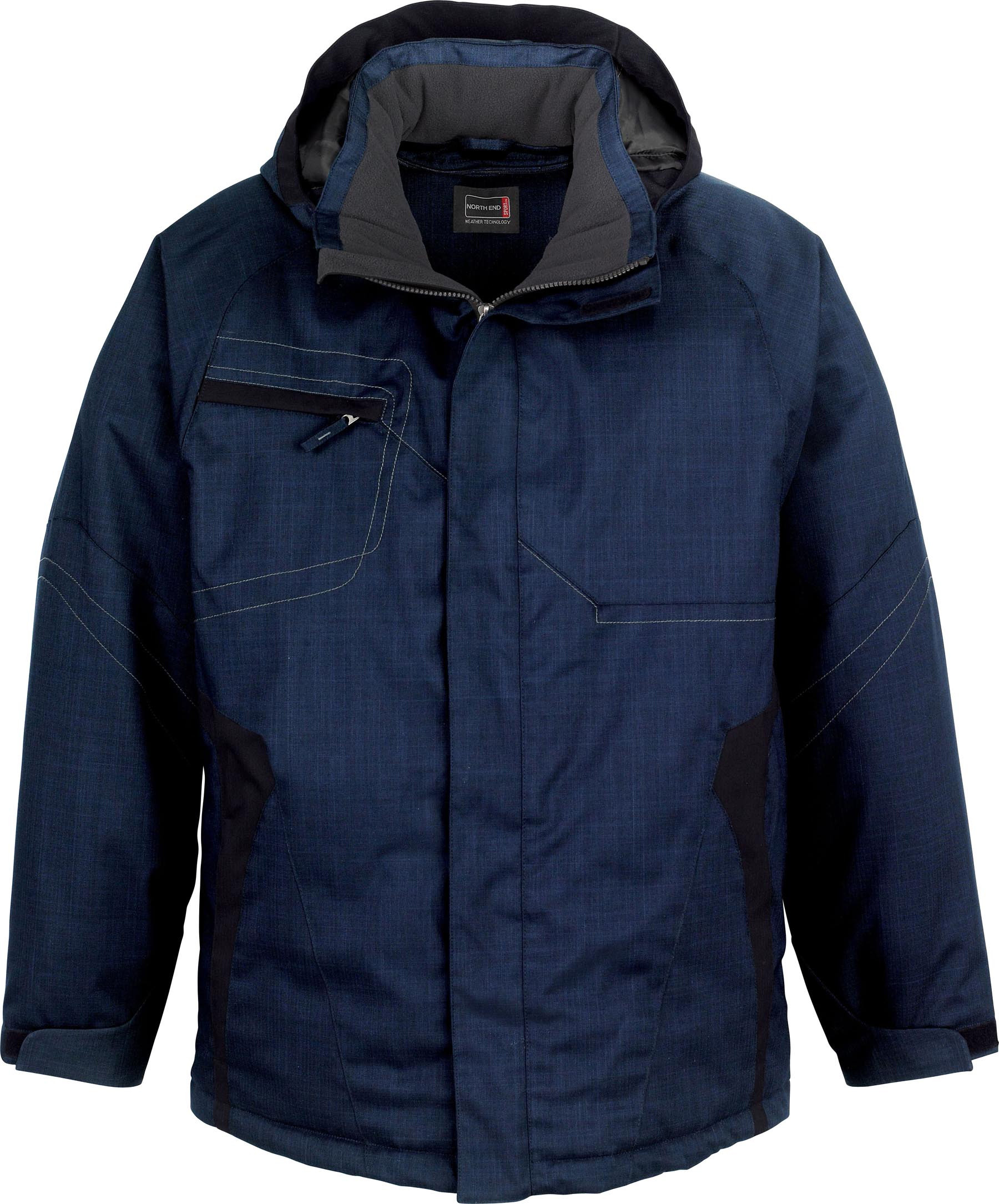 Ash City UTK 3 Warm.Logik 88643 - Altitude Men's Seam-...