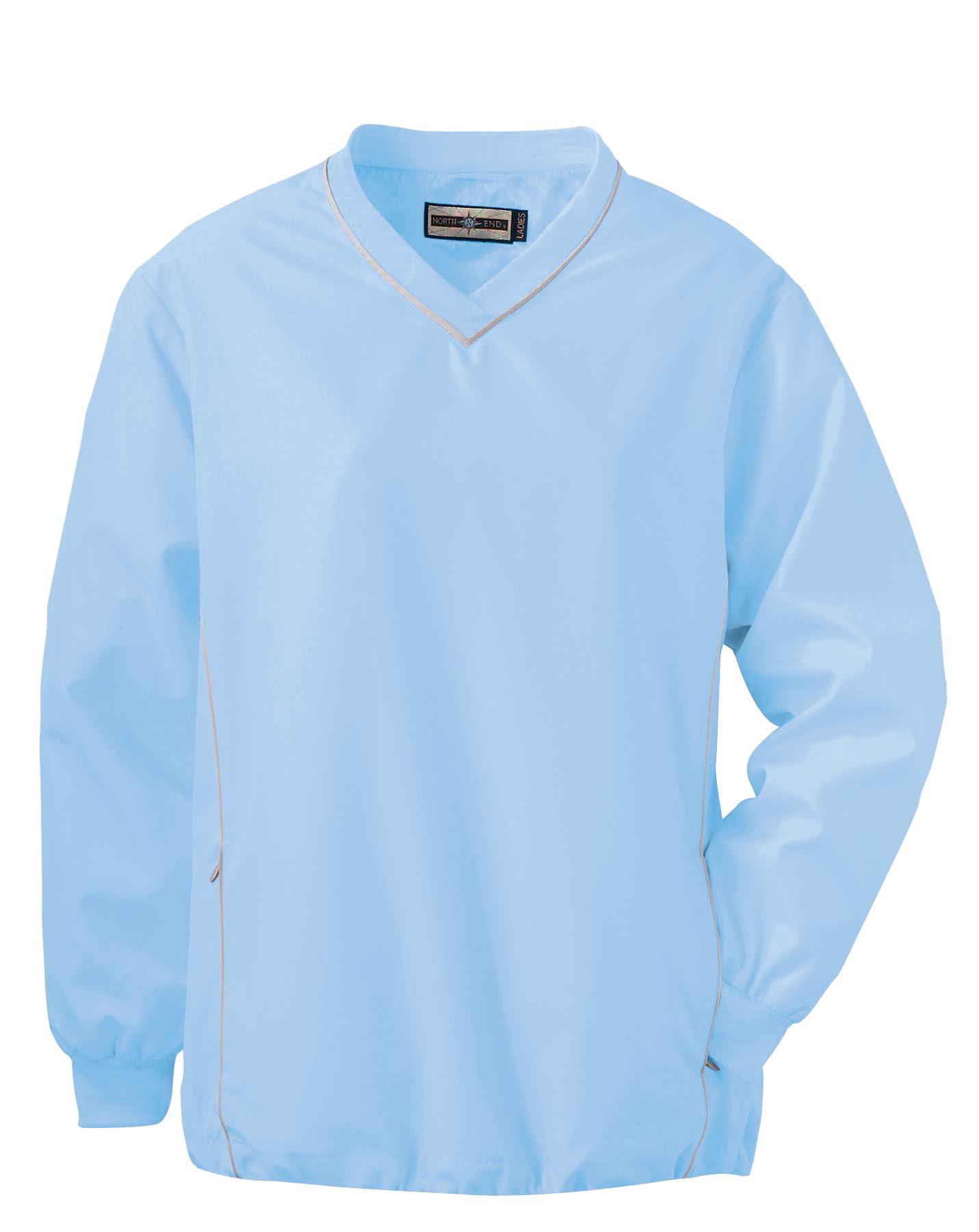 Ash City Windshirts 78023 - Ladies' Micro Plus Windshirt With Teflon