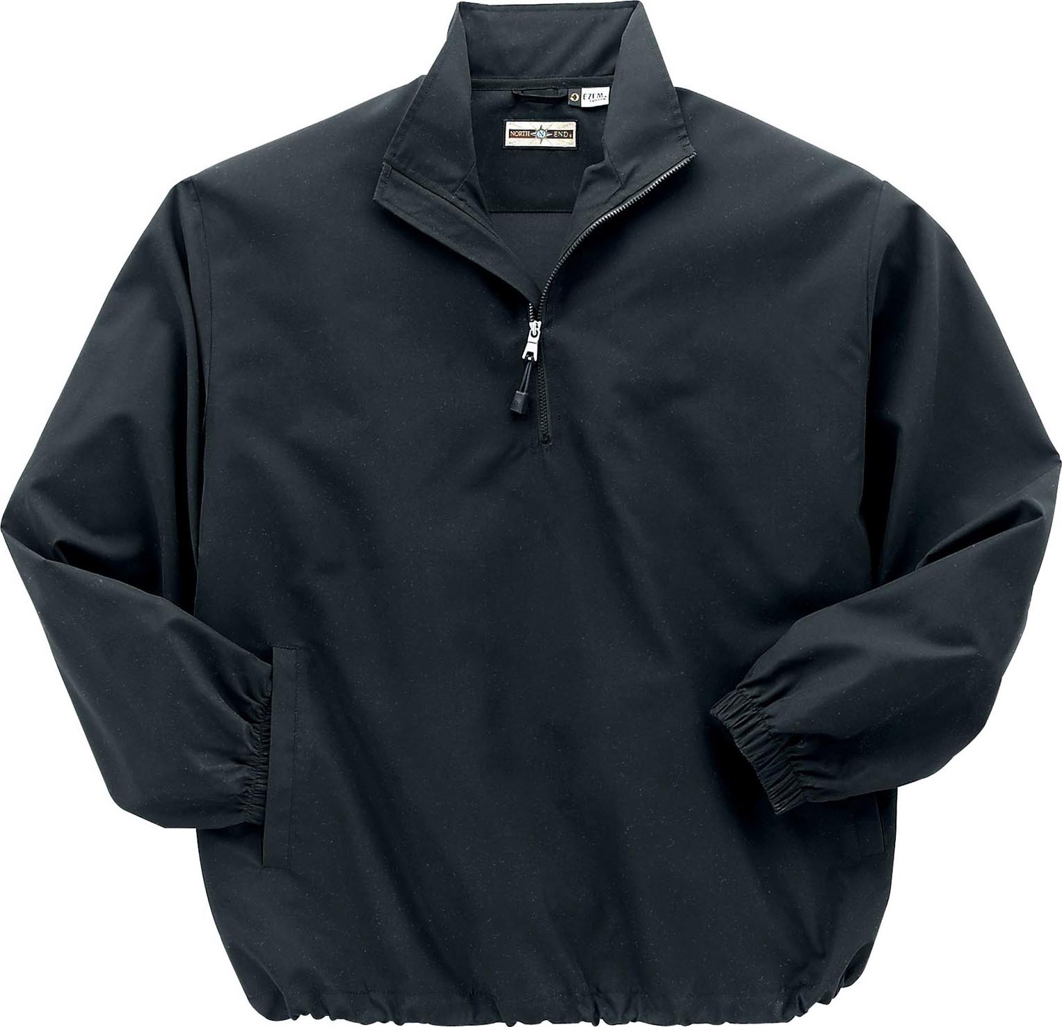 Ash City Windshirts 88044 - Men's Micro Plus Half-Zip ...