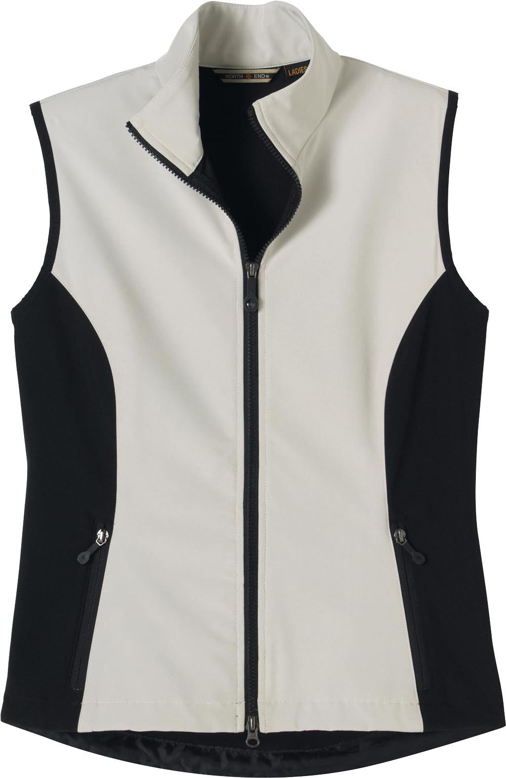 Ash City Soft Shells 78050 - Ladies' Soft Shell Performance Vest