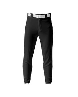 A4 Drop Ship - N6152 Adult Elastic Bottom Baseball Pant