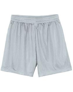 A4 Drop Ship - NB5184  Youth Six Inch Inseam Lined Micromesh ...