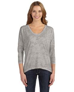 Alternative - 02648B2 Ladies' Dolman Long-Sleeve Top