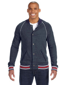 Alternative - 09589EC Men's Baseball Jacket
