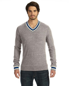 Alternative - 09594EC Men's V-Neck Sweatshirt