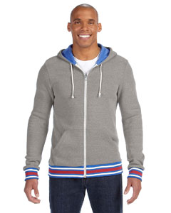 Alternative - 42124F2 Men's Woody Zip Hoodie