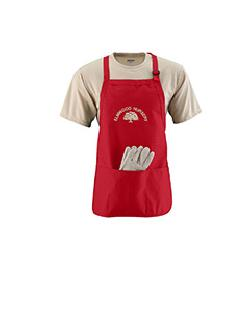 Augusta Drop Ship - 4250  Medium Length Apron