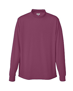 Augusta Drop Ship - 797 Wicking Mock Turtleneck