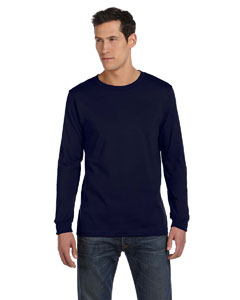 Bella + Canvas - 3501U Men's Made in the USA Jersey ...