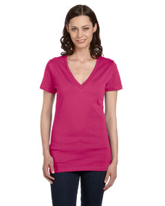 Bella + Canvas - 6035U Ladies' Made in the USA Jersey ...