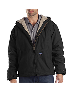 Dickies Drop Ship - TJ350T Sanded Duck Sherpa Lined ...