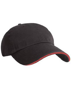 KC Caps - 8313 Chino Sandwich Cap