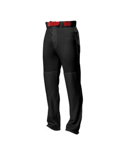 A4 Drop Ship - N6158 Adult Open Bottom Baggy Cut Baseball Pant