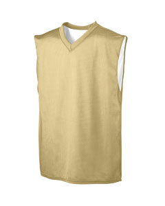 A4 Drop Ship Youth V-Neck Muscle Tee