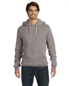 Alternative - 09595F2 Men's Hoodlum Eco-Fleece Pullover Hoodie