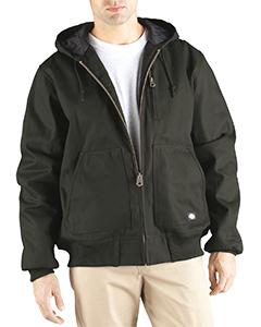 Dickies Drop Ship - TJ718T Rigid Duck Hooded Jacket
