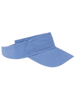 KC Caps - 4130 Washed Cotton Twill Visor