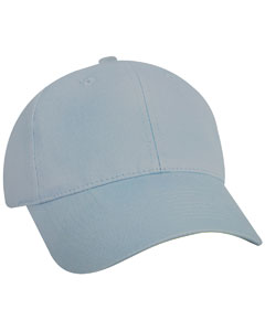 KC Caps - 8310 Chino Washed Cap