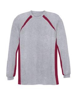 A4 Drop Ship - N3229 Adult Long Sleeve Colorblock Performance ...