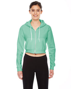 American Apparel - F397 Ladies' Cropped Flex Fleece ...