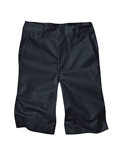 Dickies Drop Ship - 54362 Boy's Flat Front Short