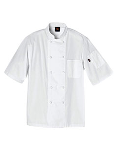 Dickies Drop Ship - DC105 Short-Sleeve Cool Breeze Chef ...