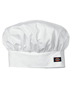 Dickies Drop Ship - DC401 Traditional Chef Hat