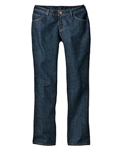 Dickies Drop Ship - FD231 Women's Denim Five-Pocket ...