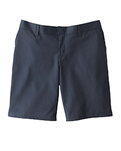 Dickies Drop Ship - FR221 Women's 9 Flat Front Short