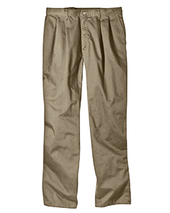 Dickies Drop Ship - WP114 Relaxed Fit Cotton Pleated ...