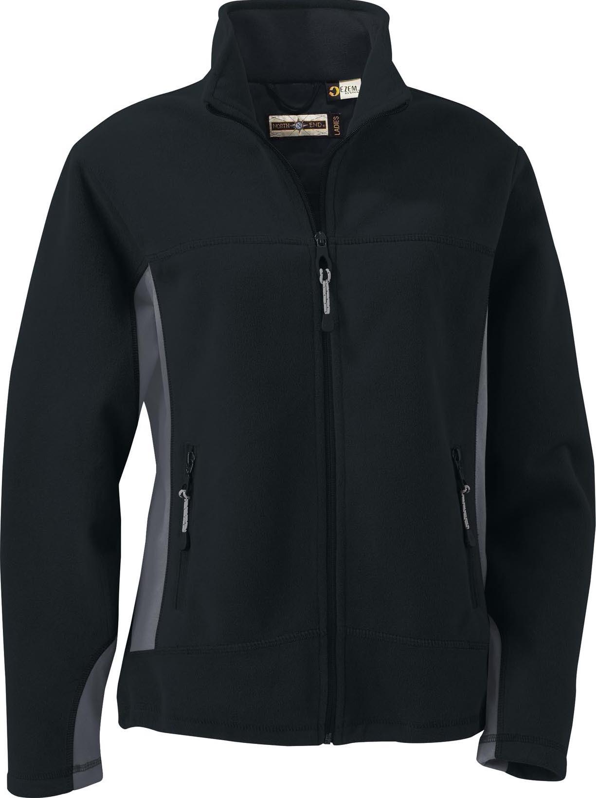 Ash City Bonded Fleece 78036 - Ladies' Fleece Bonded ...