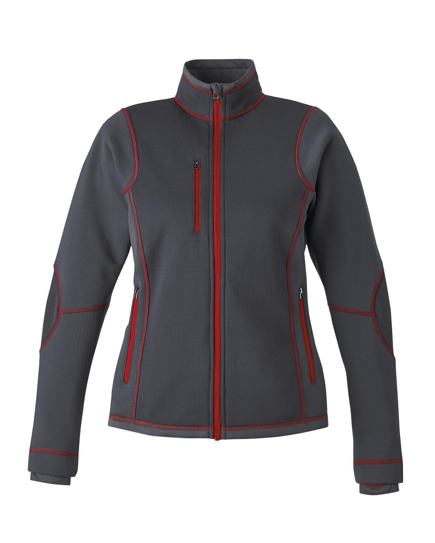 Ash City Bonded Fleece 78681 - Pulse Ladies' Textured ...