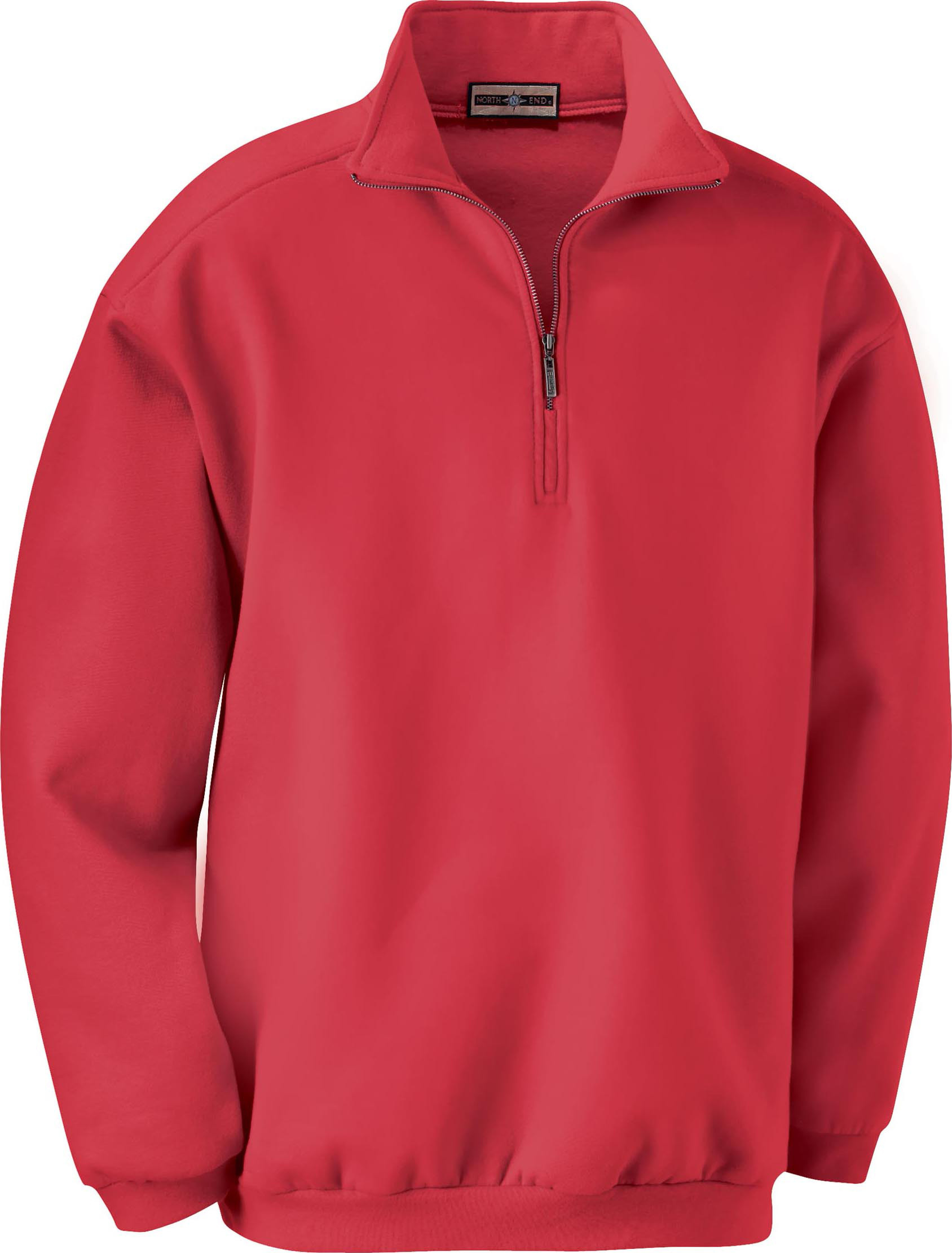 Harrington Fleece Half Zip Pullovers - from $14.99