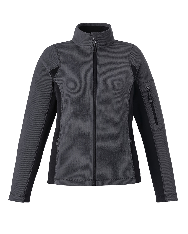 Ash City Cotton/Poly Fleece 78198 - Generate Ladies' Texttured Fleece Jacket