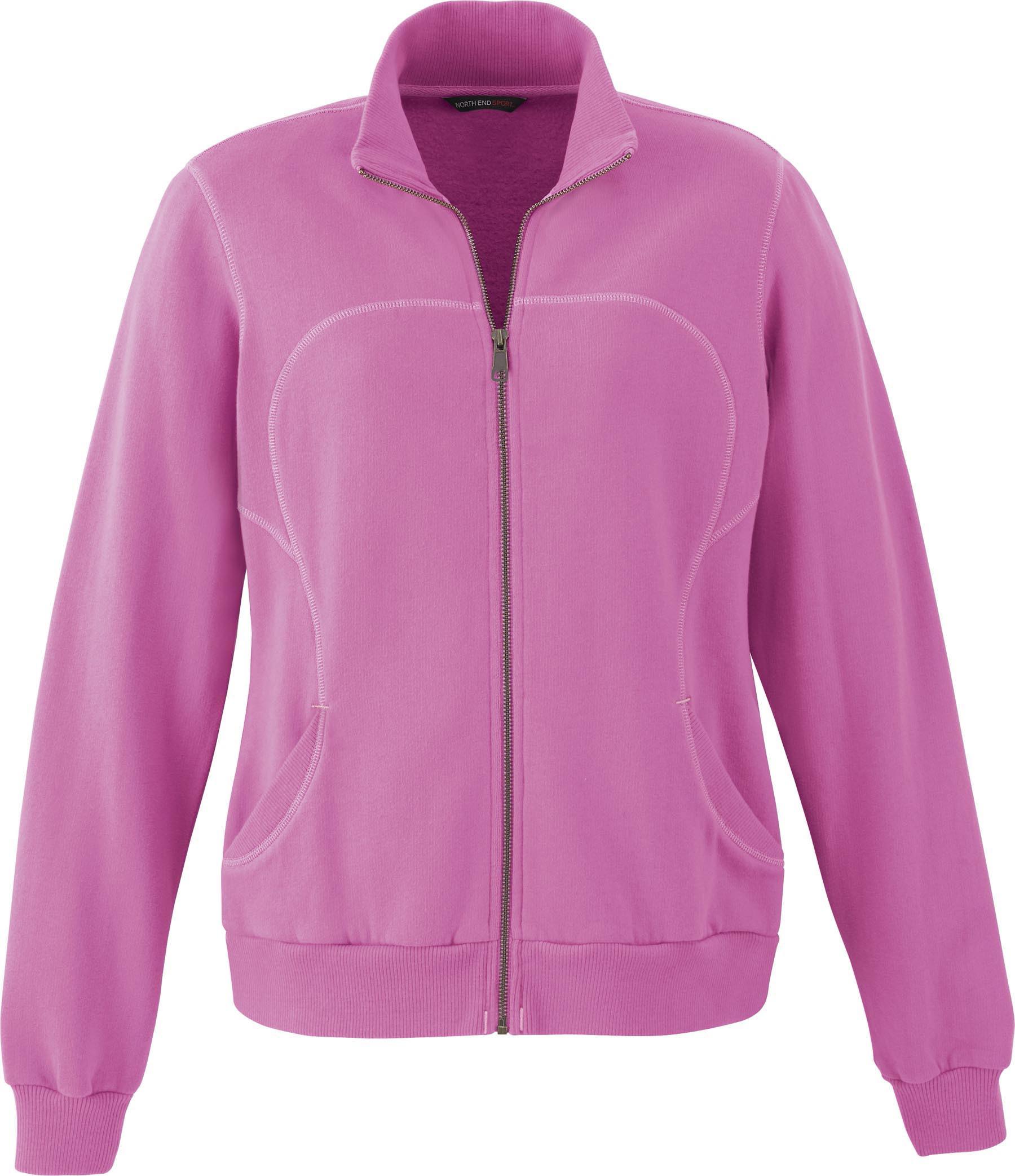 Ash City Cotton/Poly Fleece 78642 - Ladies' Cotton Polyester Fleece Zip Jacket