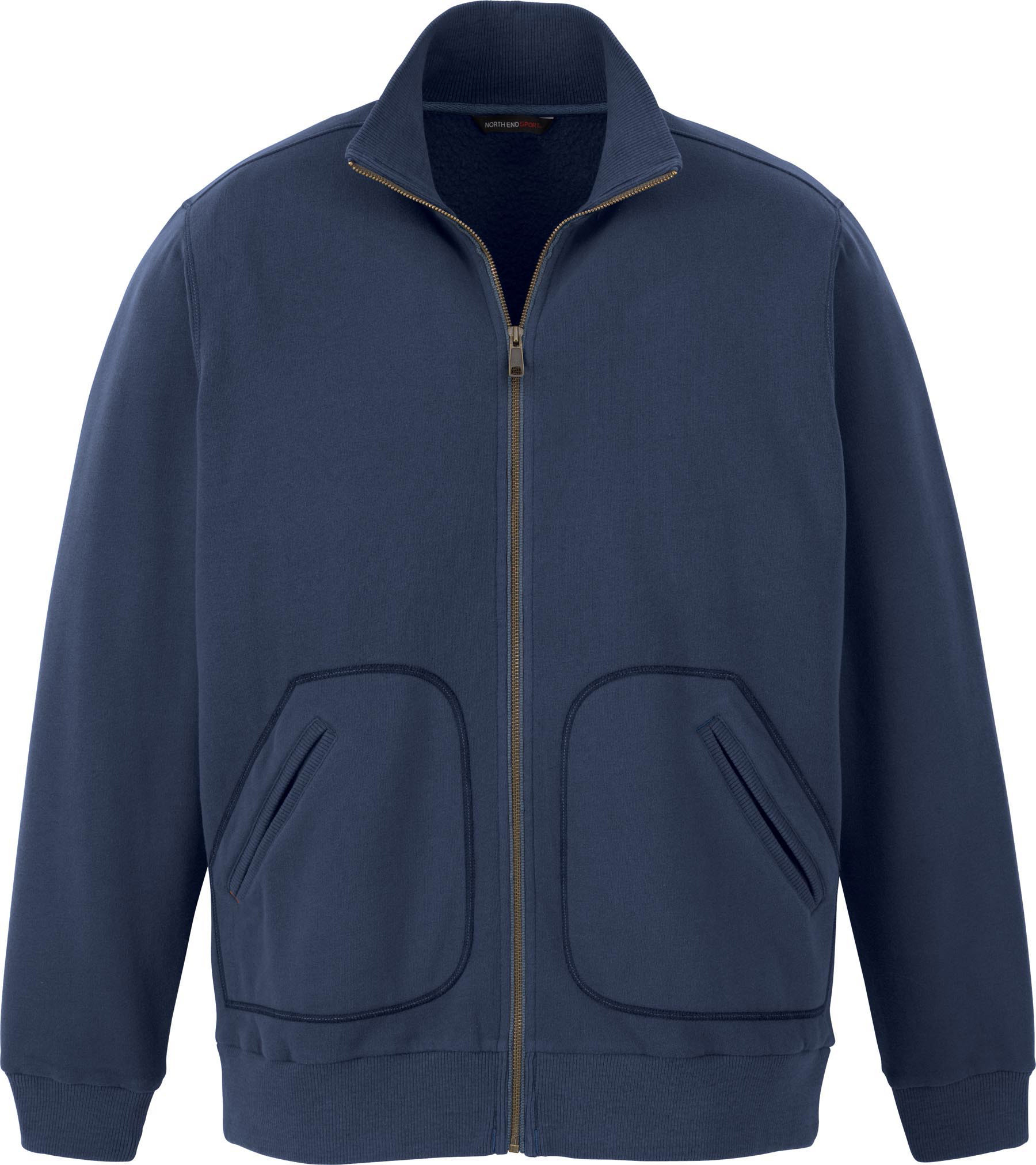 Ash City Cotton/Poly Fleece 88642 - Men's Cotton Polyester ...