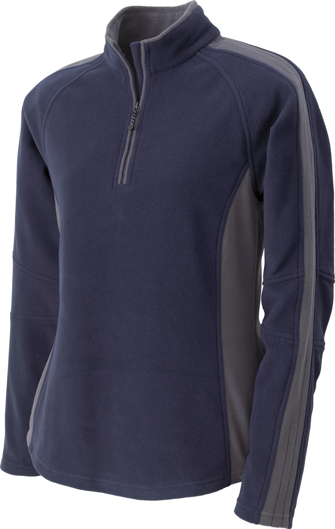 Ash City e.c.o Fleece 78057 - Ladies' Recycled Polyester Half-Zip Fleece Top