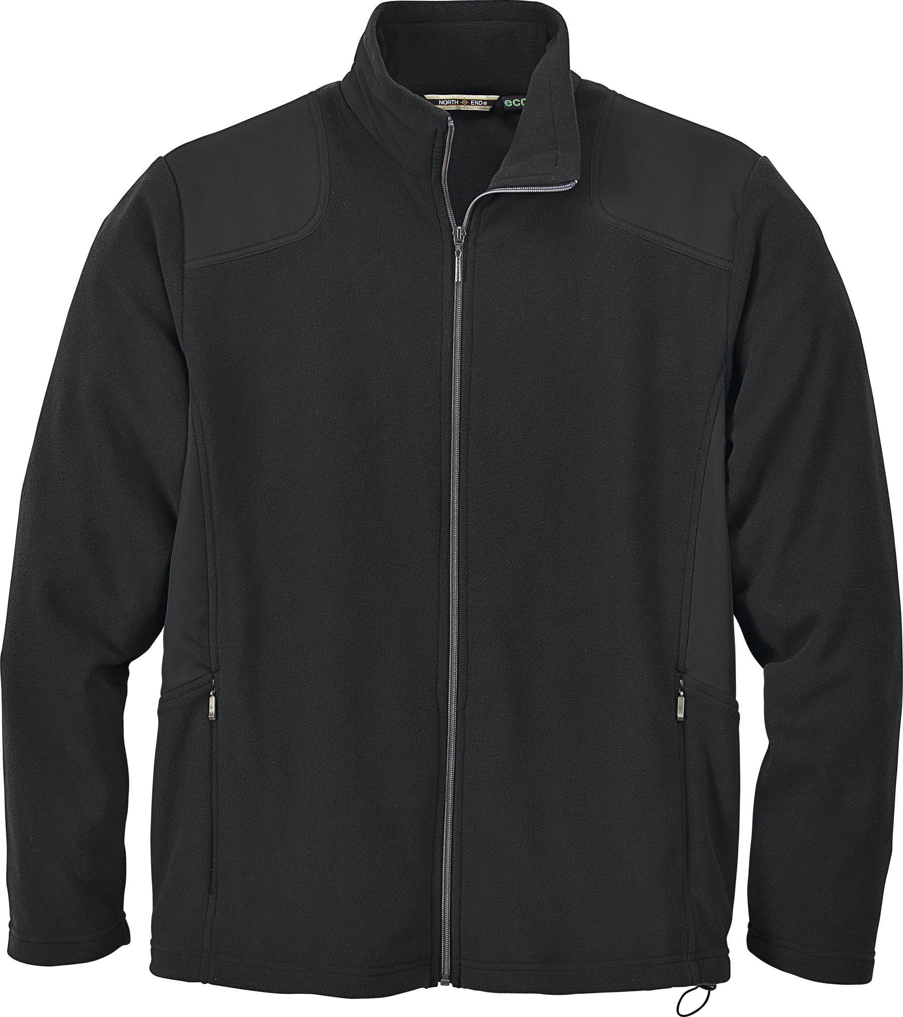 915af69951 Ash City e.c.o Fleece 88141 - Men s Recycled Polyester Fleece Full-Zip  Jacket  32.34 - Men s Outerwear