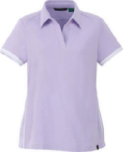 Ash City e.c.o Knits 78633 - Ladies' rganic Cotton/Spandex Jersey Polo